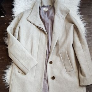 J.crew wool city coat